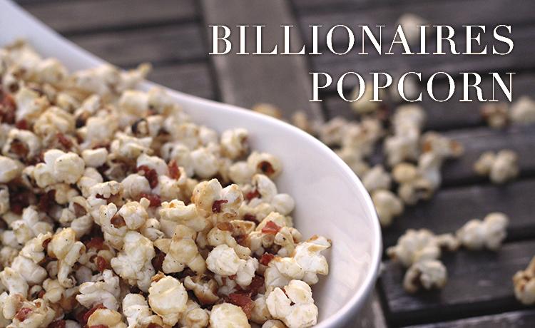 bacon popcorn billionaires onkel kethe. Black Bedroom Furniture Sets. Home Design Ideas