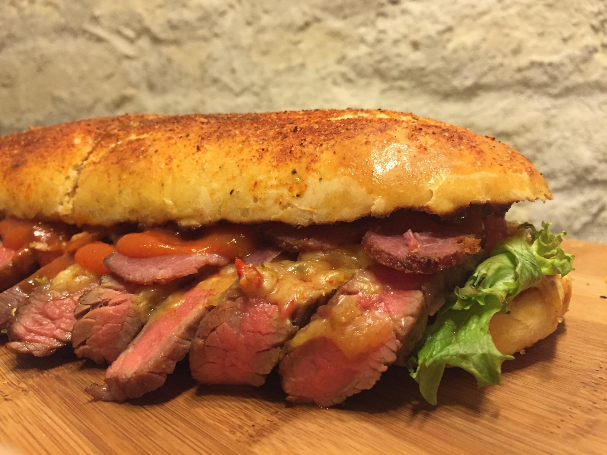 Flanksteak-Sandwich-Side