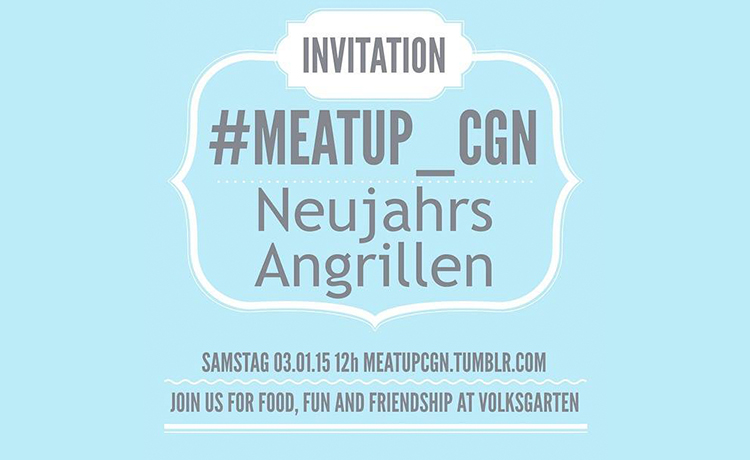 Meatup CGN