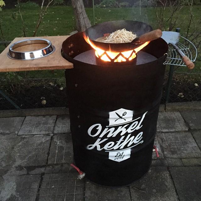 Moesta WOK N' BBQ