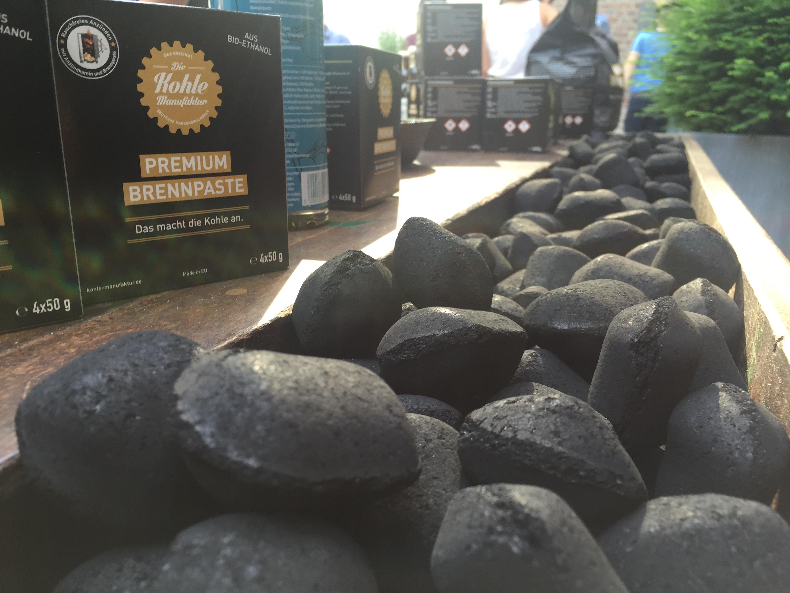 Die Kohle-Manufaktur