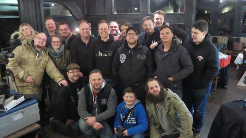 Ankerkraut Meating Blogger und Crew