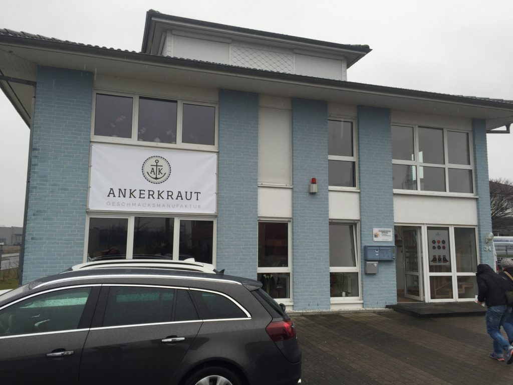 Ankerkraut Meating Gebäude