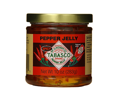 Tabasco Pepper Jelly