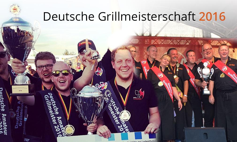 Deutsche Grillmeisterschaft 2016