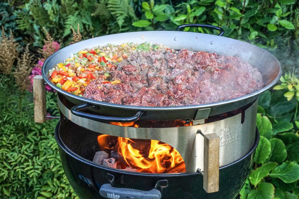 Chili Con Carne - XXL Pan Moesta