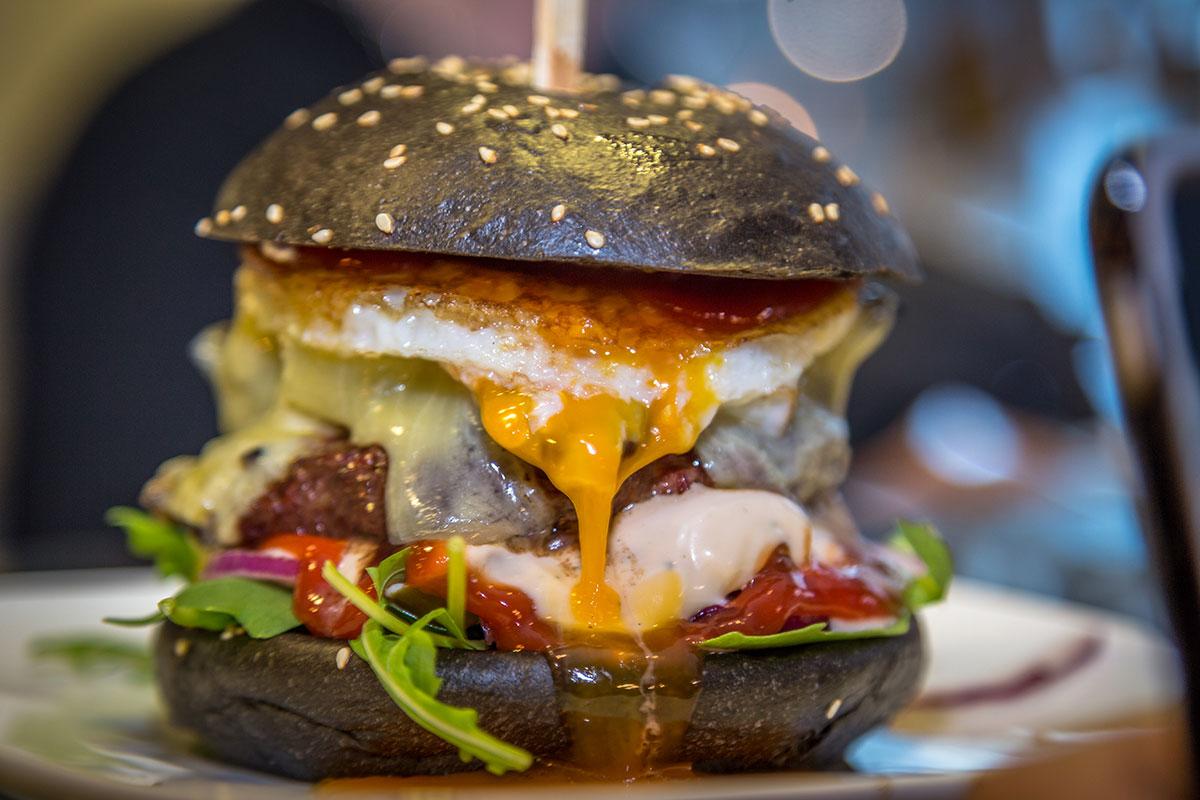 Das Fette Buch - Burger