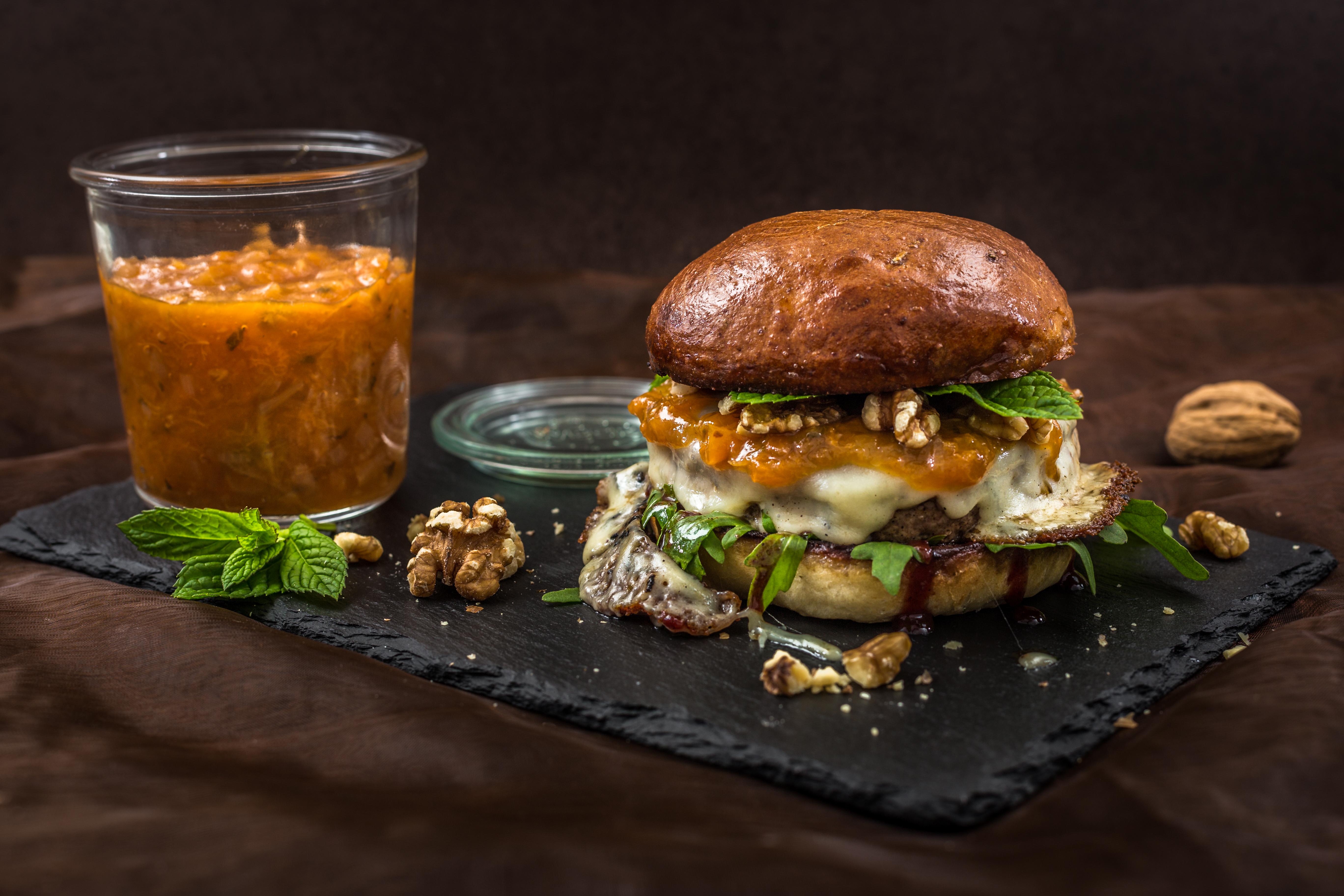 Chutney Mäh Burger