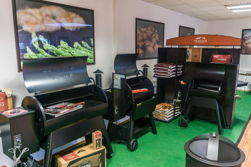 BBQ Scout GmbH Showroom