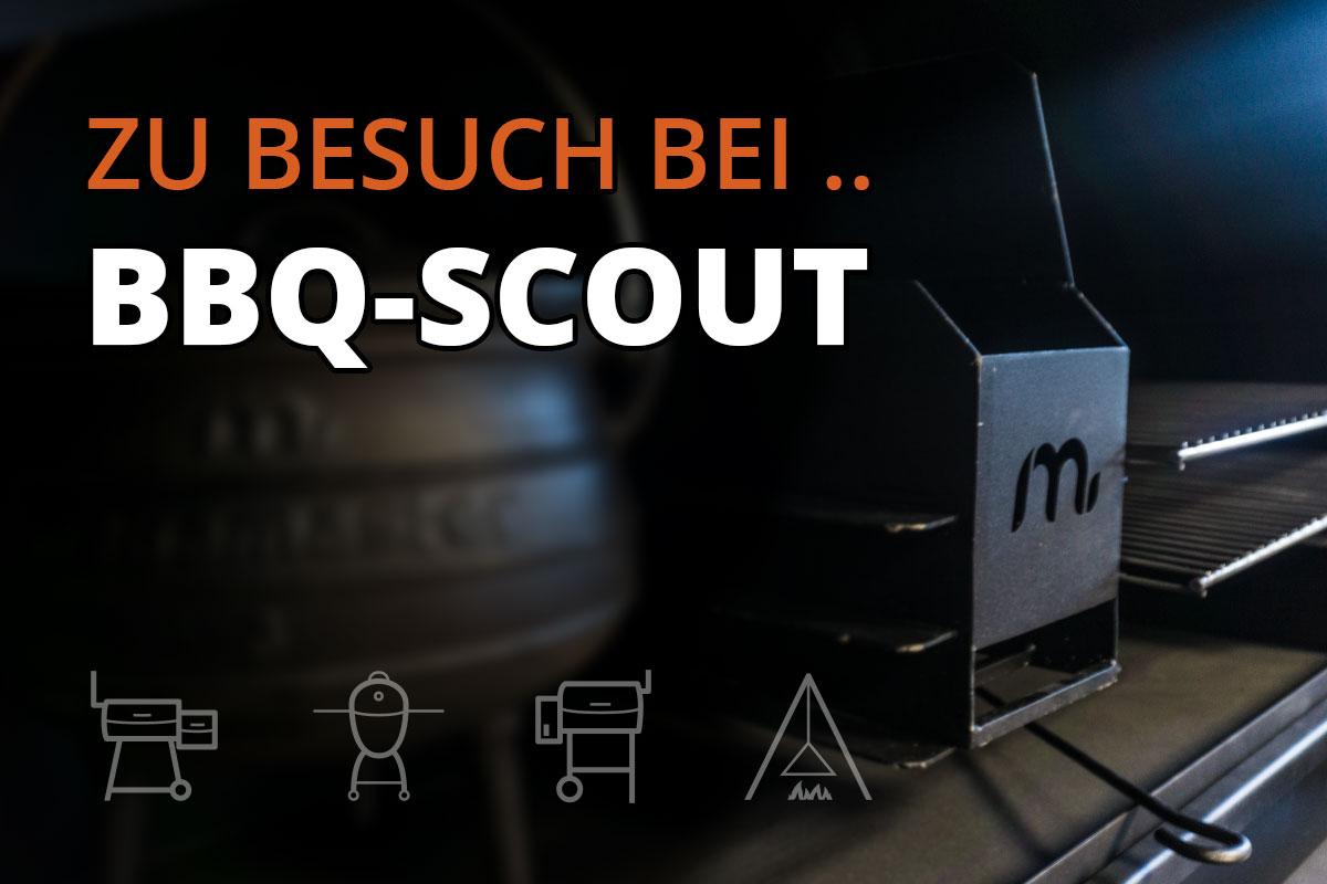 BBQ-Scout GmbH Zu Besuch