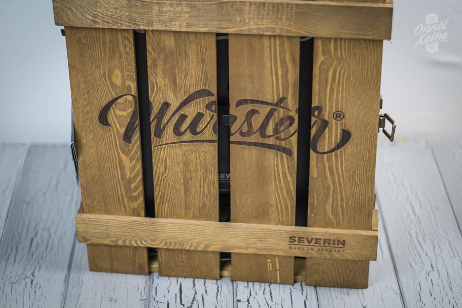 Der Wurster - Kiste