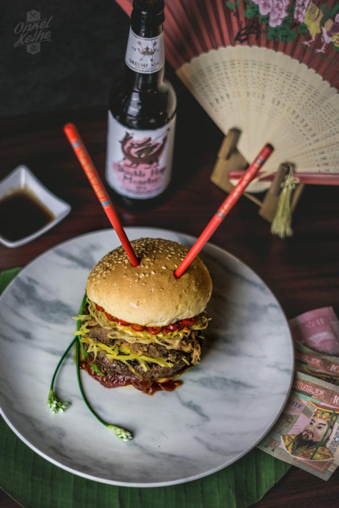 Asia Burger - Uebersicht