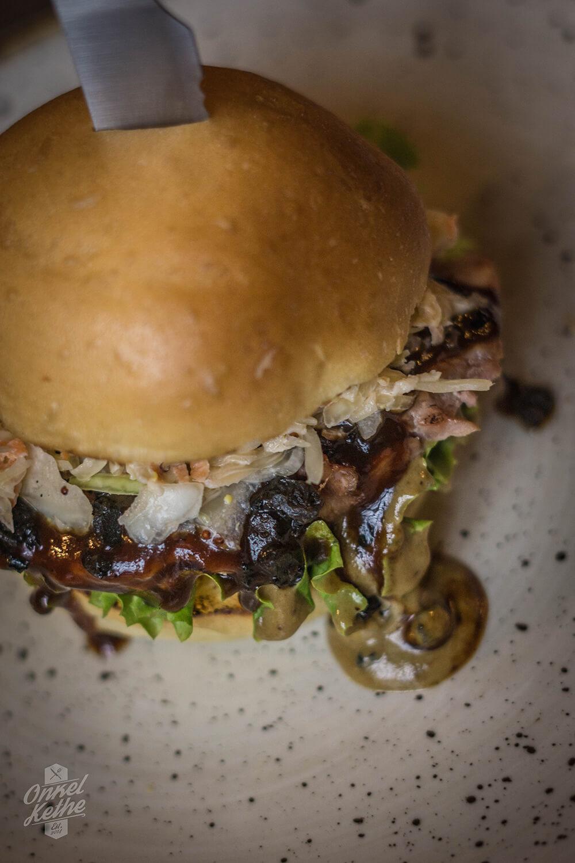 Kachelfleisch Burger Top