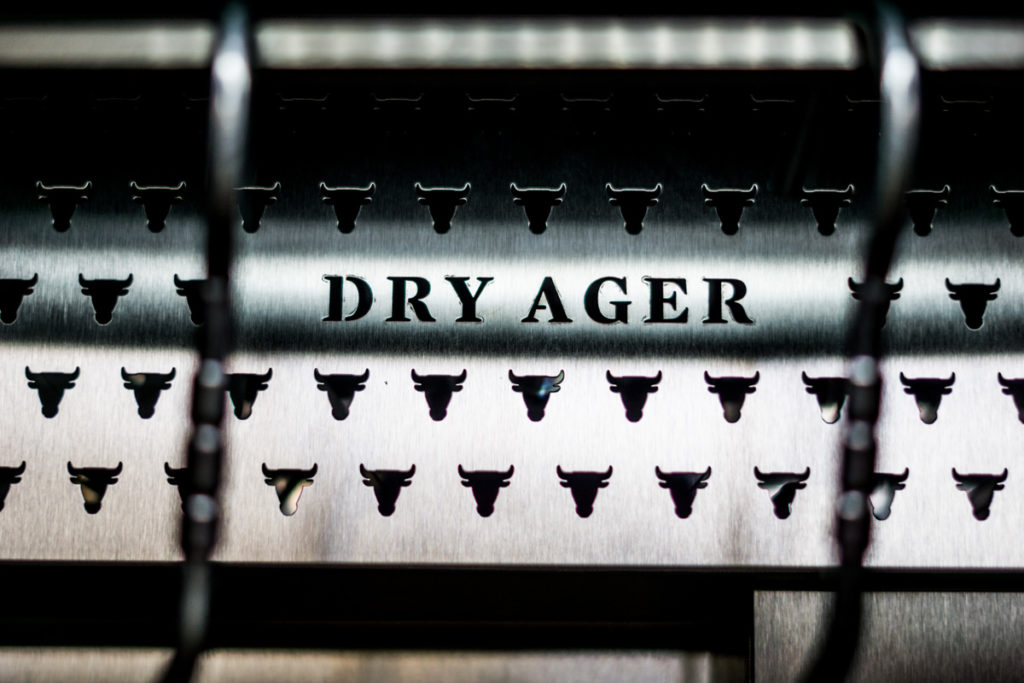 Dry Ager DX 500 Label