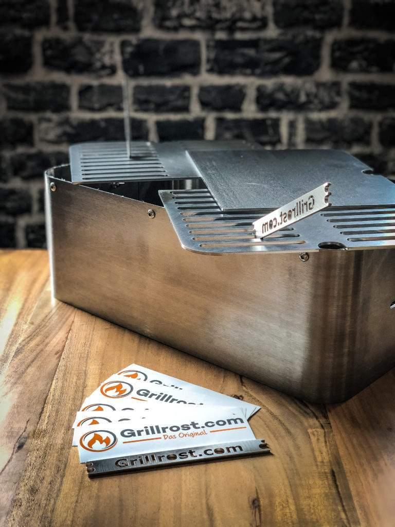 Weber Grillrost.com - Unboxing