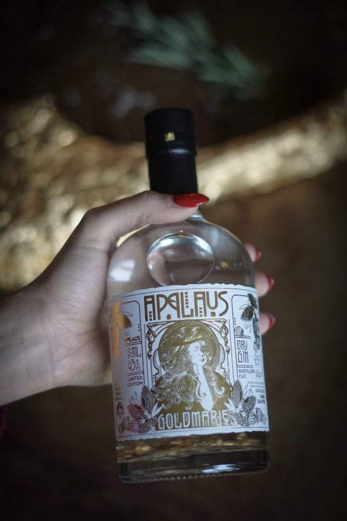 Applaus Gin - Goldmarie Gold