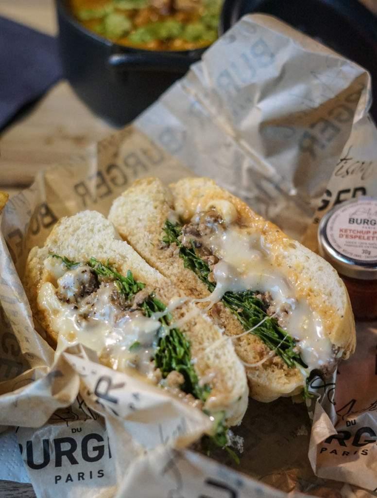 Lartisan Burger - Details