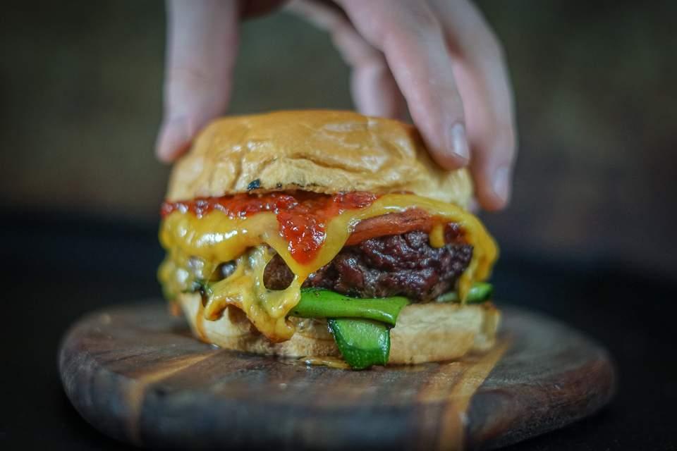 Melocchini Burger - Titelbild