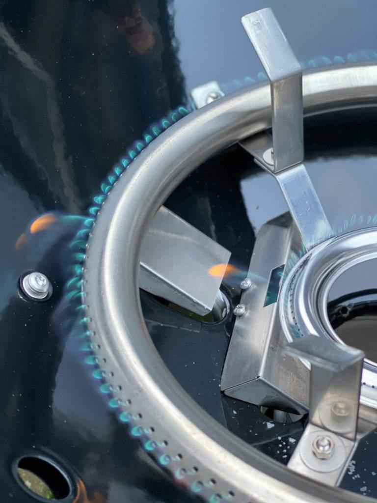Outdoorchef Arosa 570 G - Brenner Details