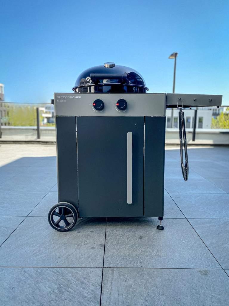 Outdoorchef Arosa 570 G - Der Grill